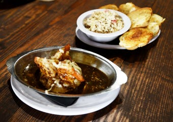 Love Cajun food? This place is for you.