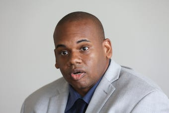 """Interim Kentucky Education Commissioner Wayne Lewis says one JCPS school is disciplining students in a room that is essentially a """"dungeon"""""""