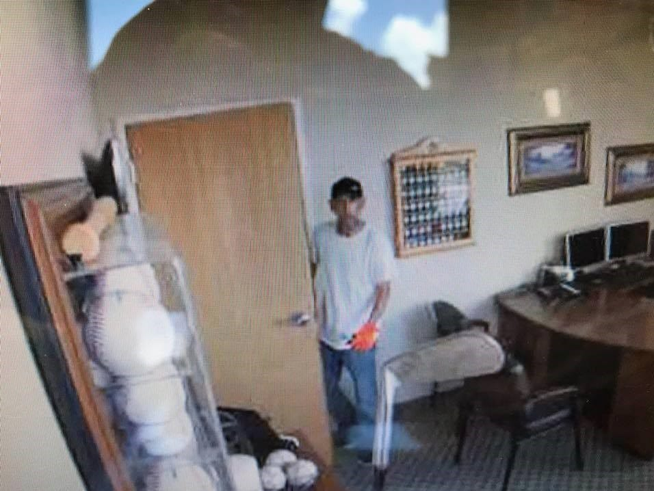 Suspects sought in Cedar City burglary spree