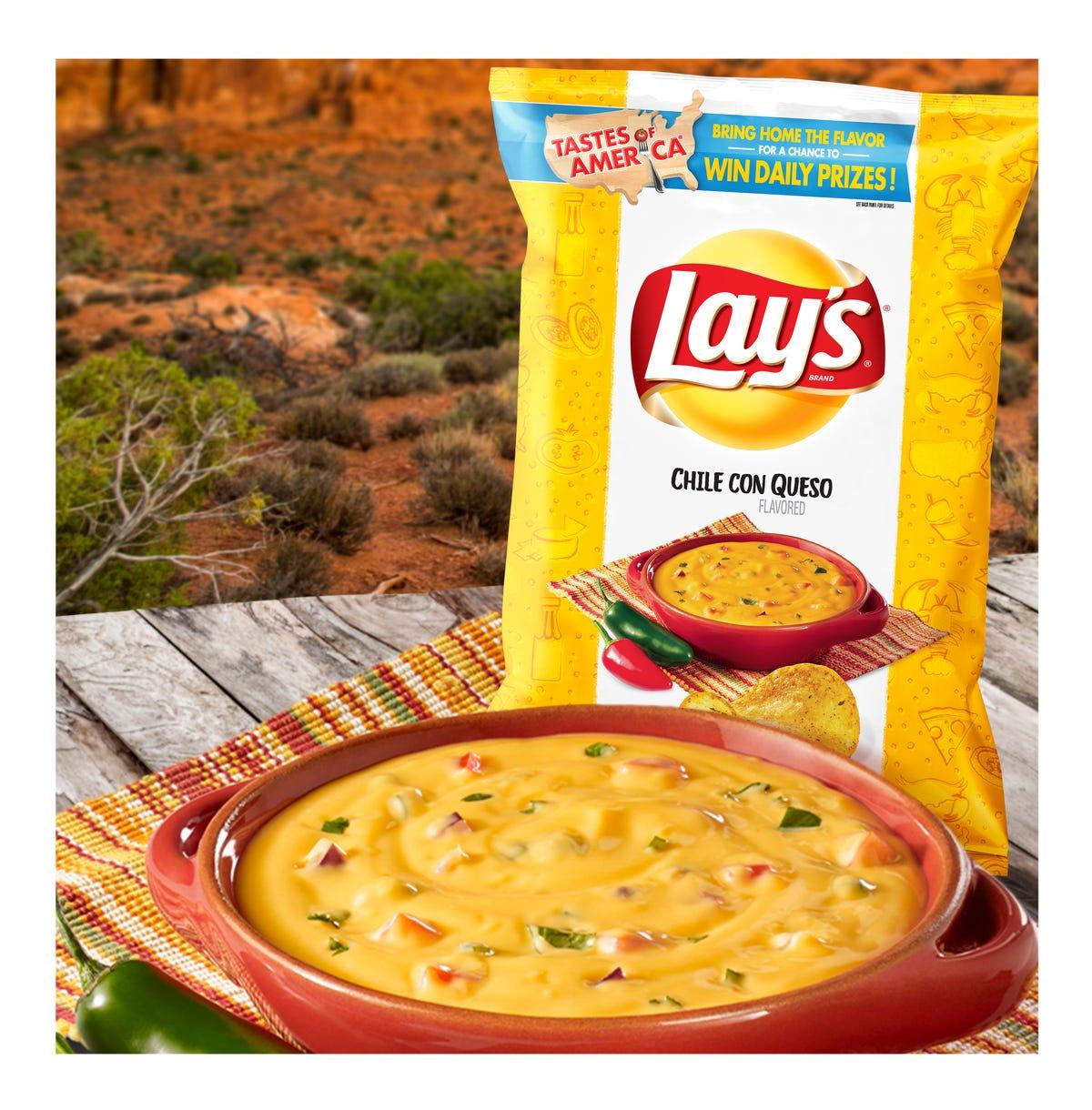 Taste test: New Lay's regional flavors do offer a taste of America