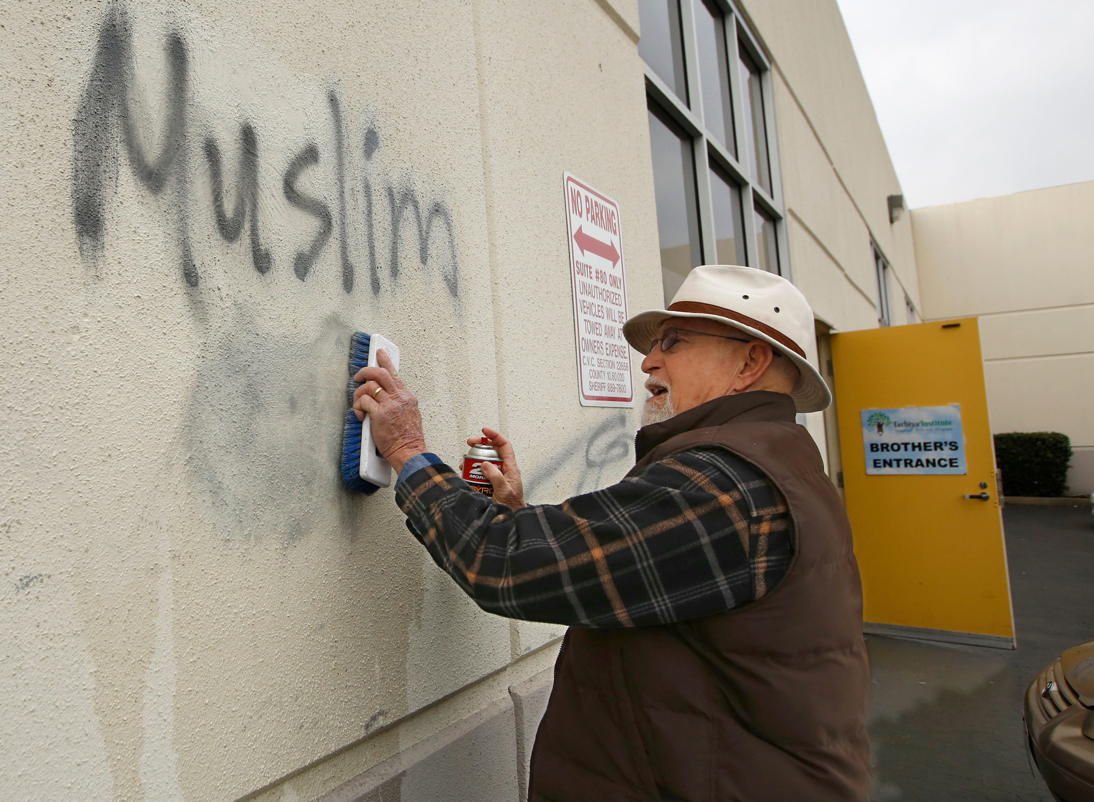 Hate crimes are up in America's 10 largest cities. Here's why