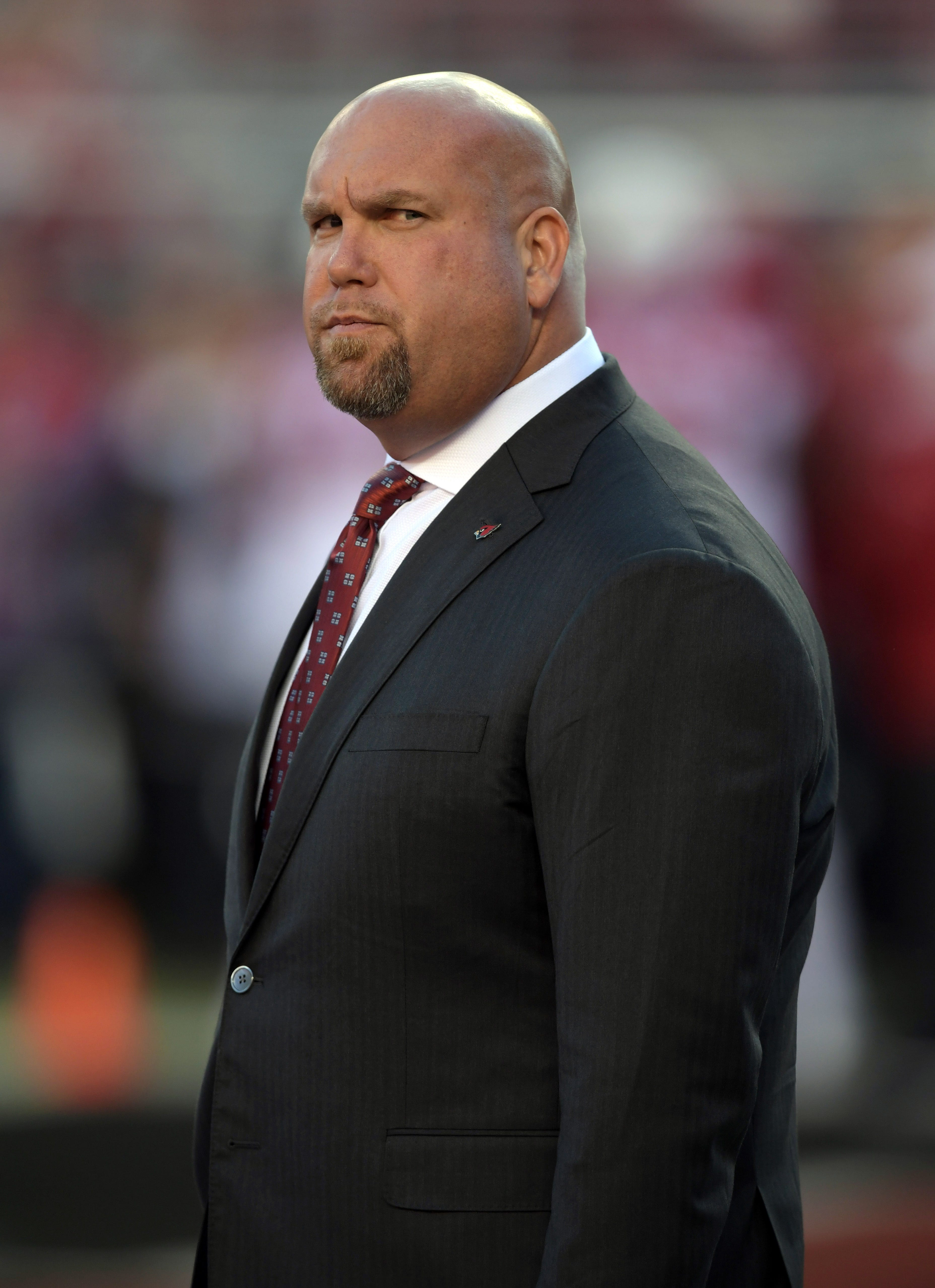 Cardinals GM Steve Keim suspended, fined after pleading guilty to extreme DUI
