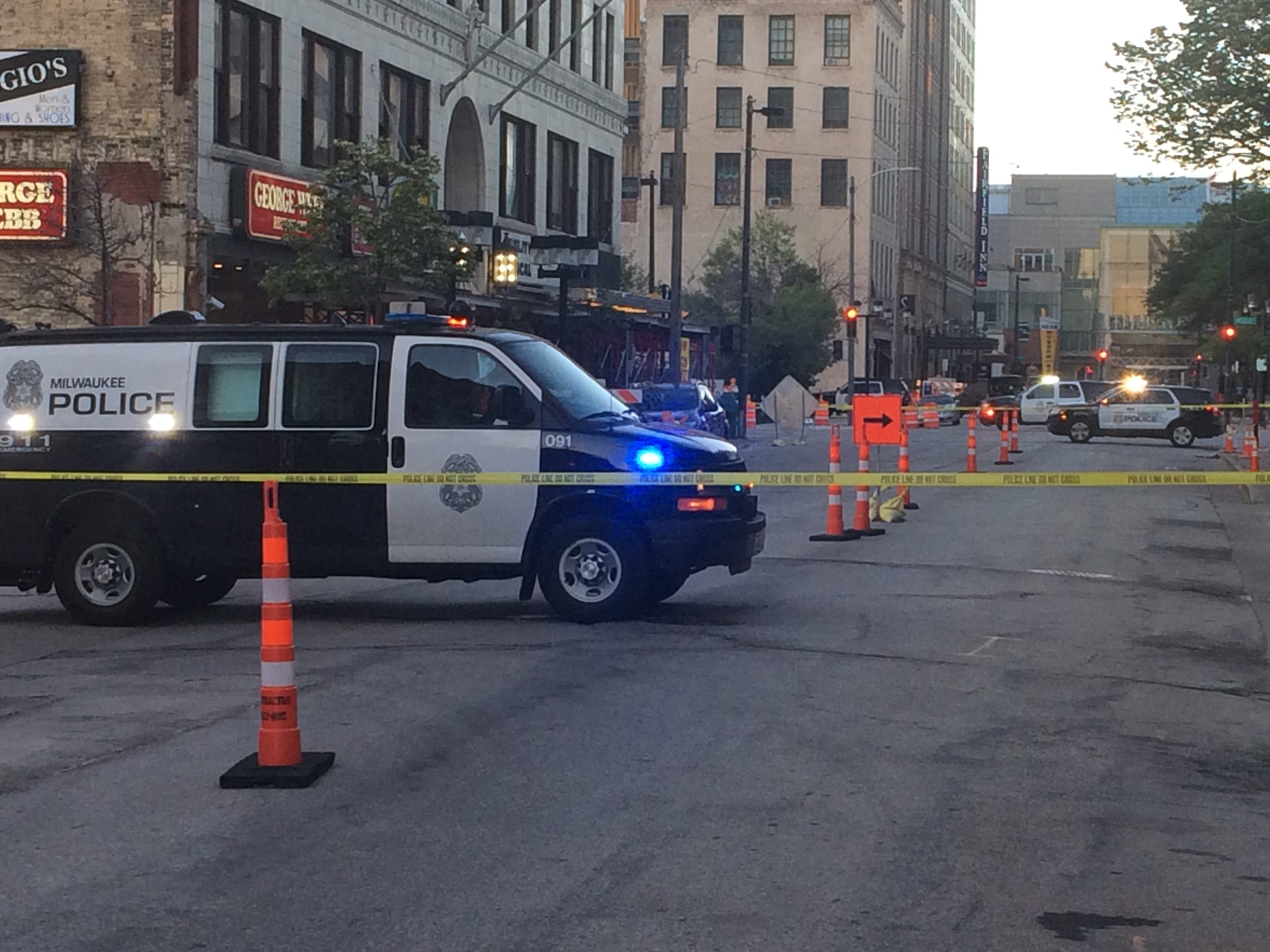 Milwaukee police investigating homicide on North Old World 3rd Street downtown | Milwaukee Journal Sentinel