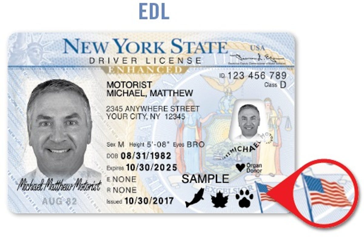 You'll soon need a new ID, driver's license in NY: Here are
