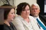 A panel questions execution of individuals with severe mental illness Wednesday, July 18, 2018.