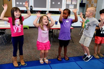 Murfreesboro City Schools opened Kindercamp to all incoming kindergartners in the elementary system