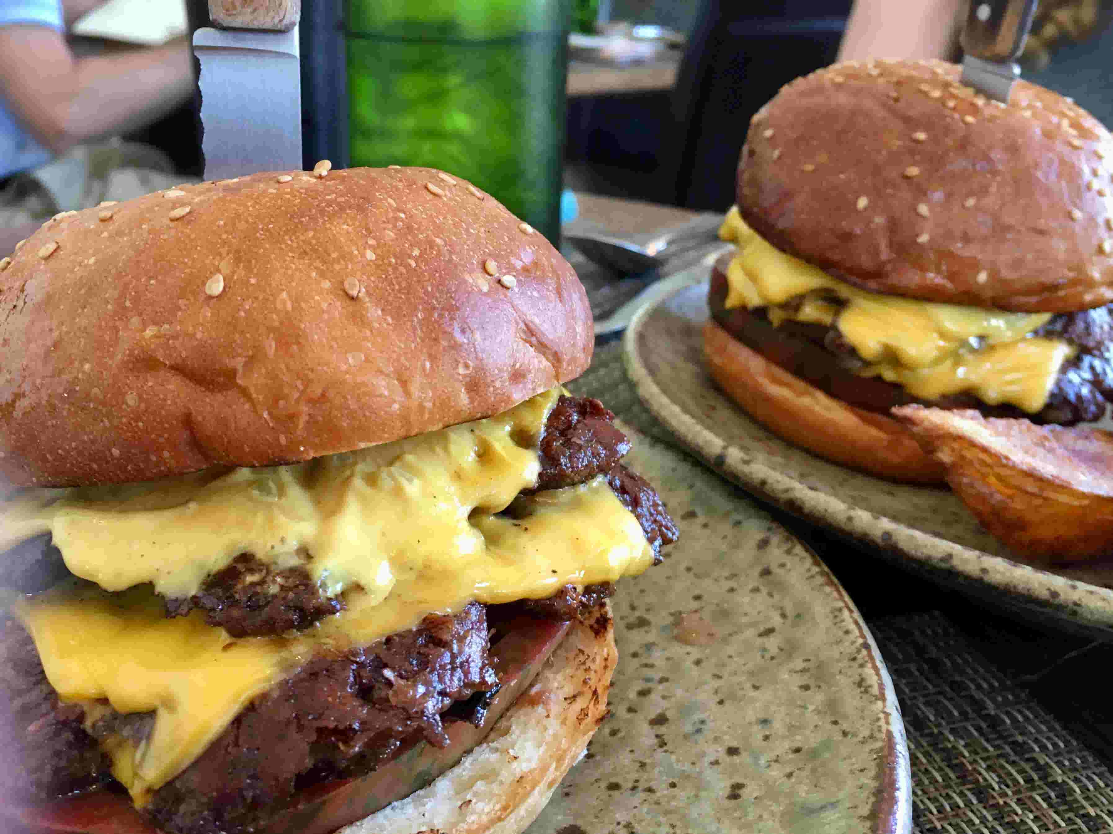 The 5 Best Burgers In New Nashville