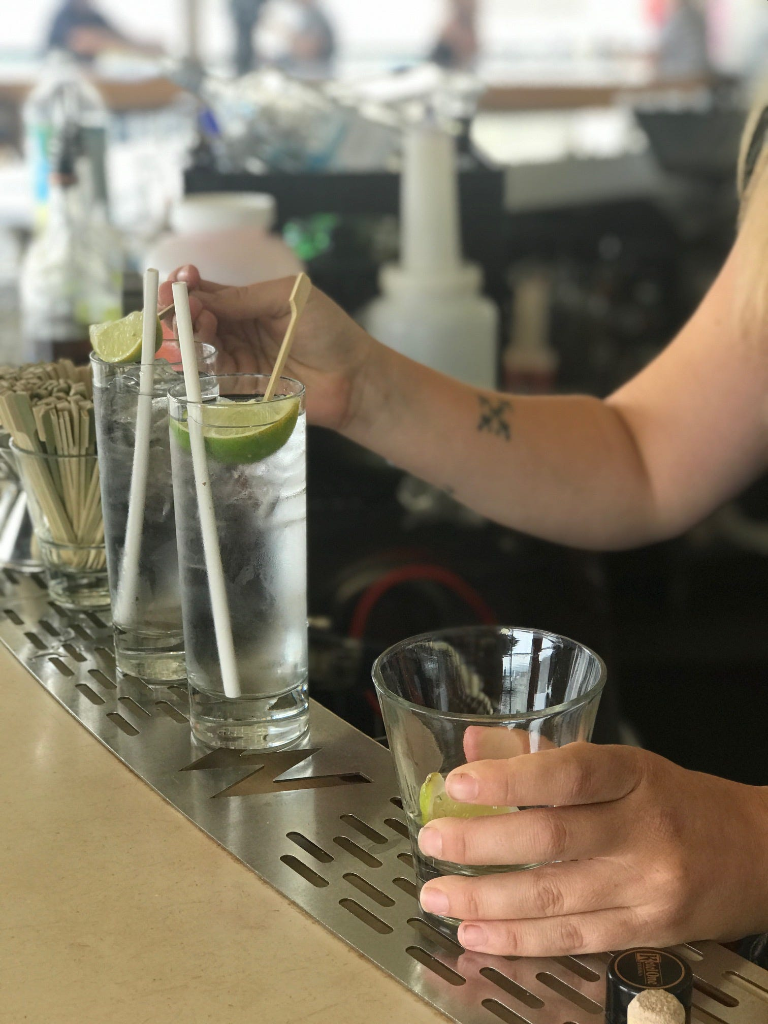Marriott to eliminate plastic straws from all hotels   USA Today
