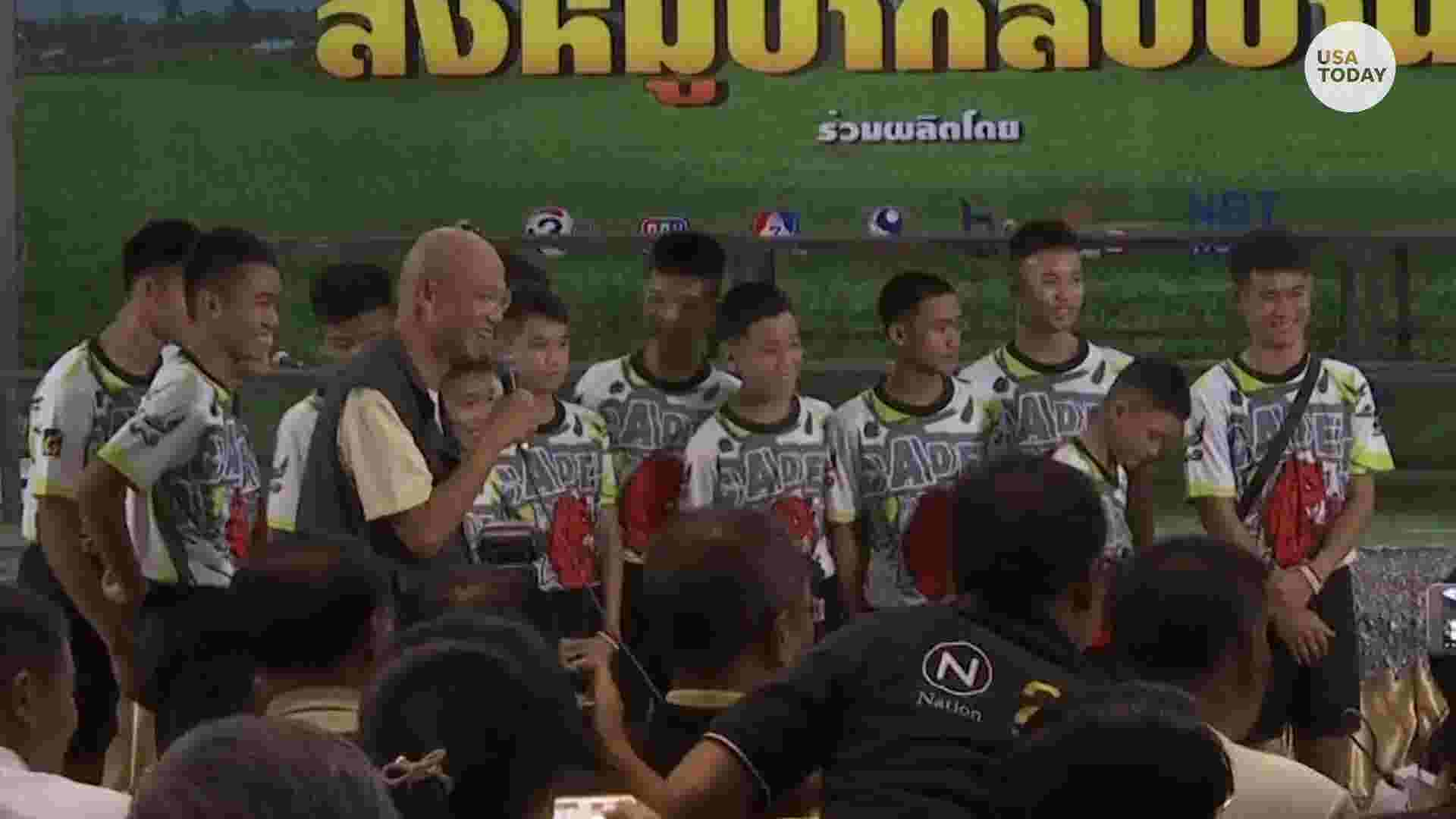 Thai Cave Rescue To Be Told In Kids Book For Middle Schoolers