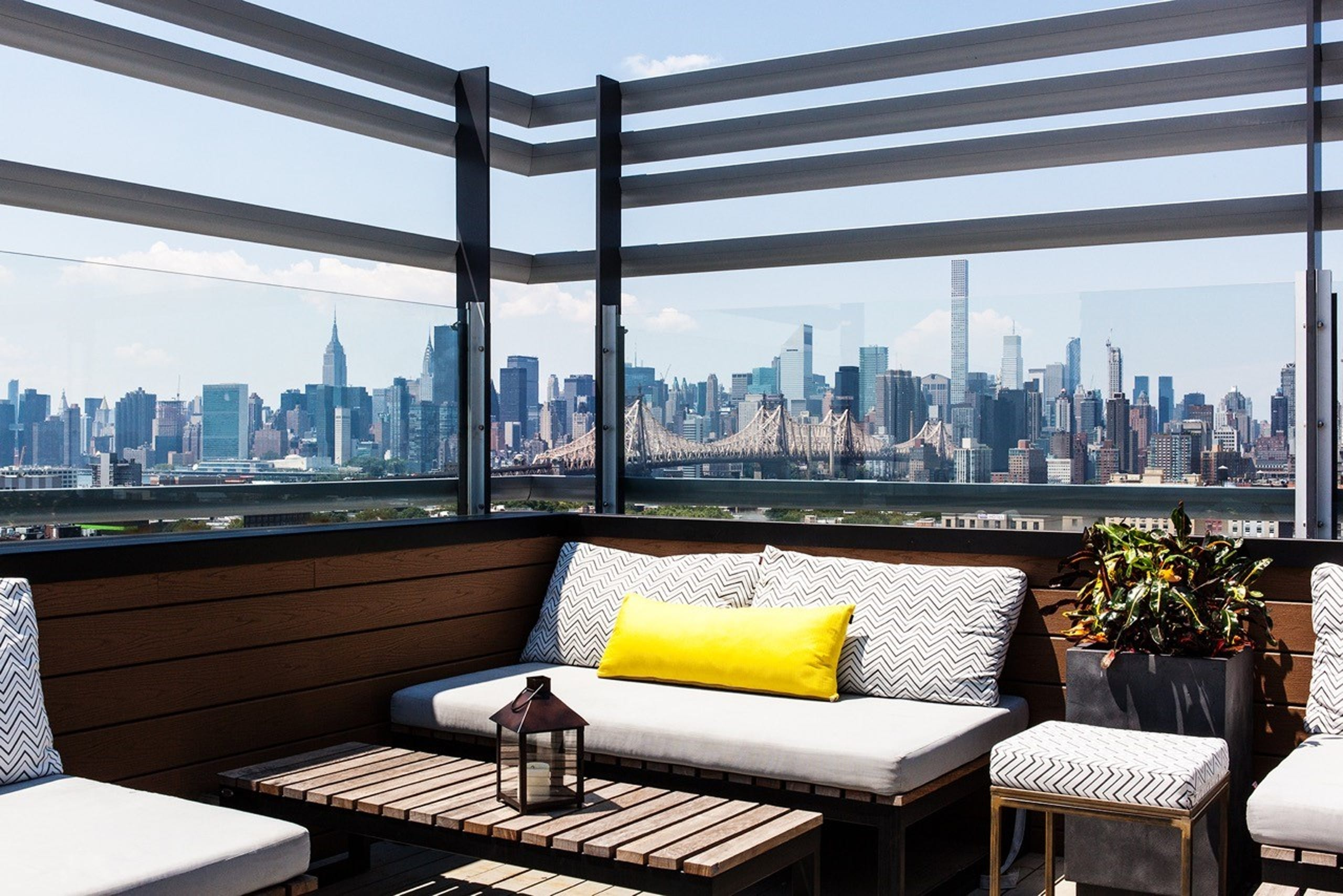 These Hotel Rooftop Bars Have Raised The Bar