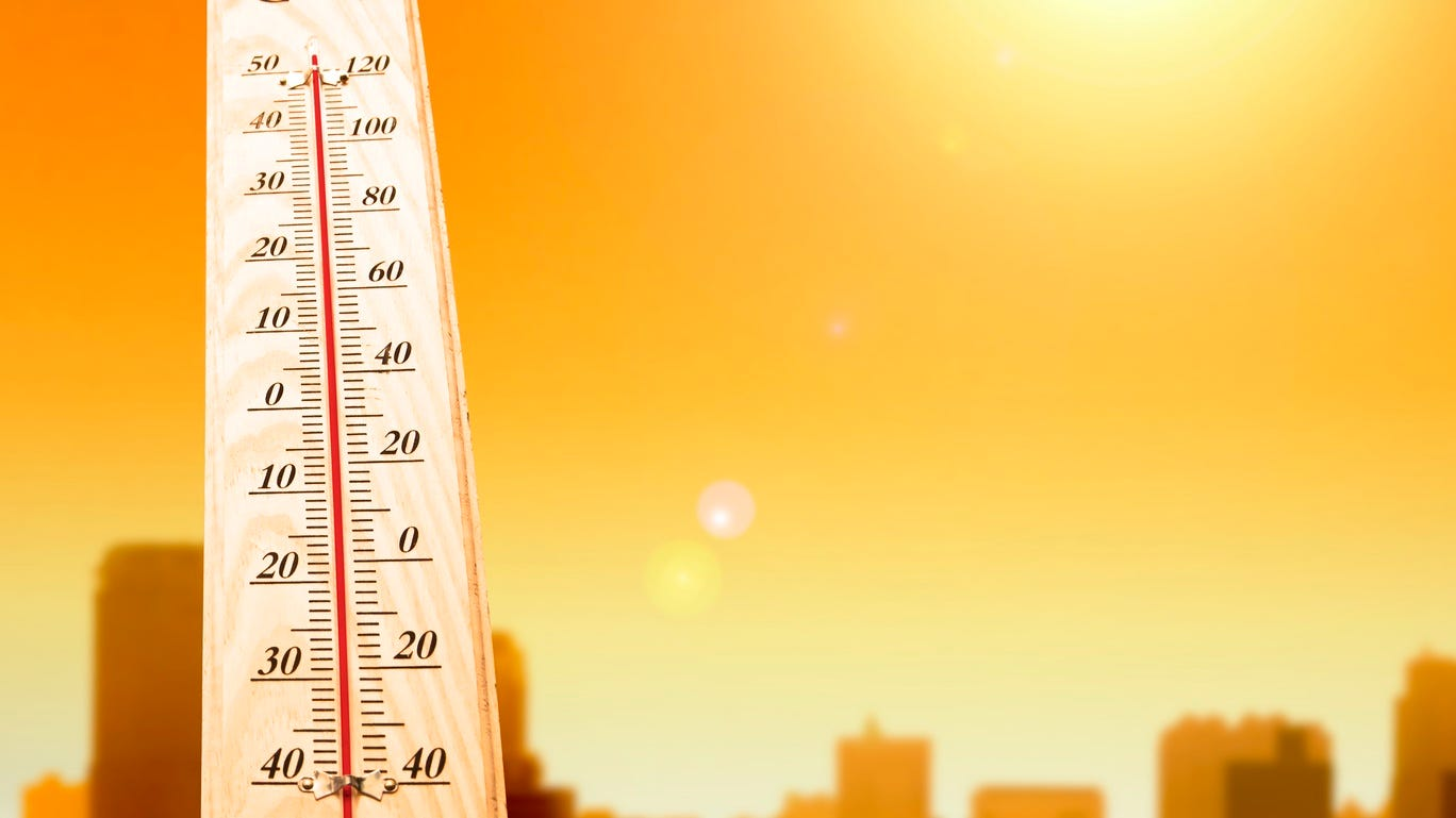 Forget the 'Polar Vortex.' Here comes the 'Death Ridge' and record heat for the Southeast