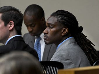 Jury selection continues this week in the trial of former UT football players A. J. Johnson and Michael Williams.