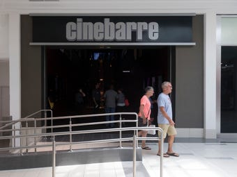 Regal's Cinebarre movie theater opens at West Town Mall.