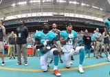 The NFL has backed down on its controversial policy... for now. USA TODAY Sports' Lindsay H. Jones explains why.