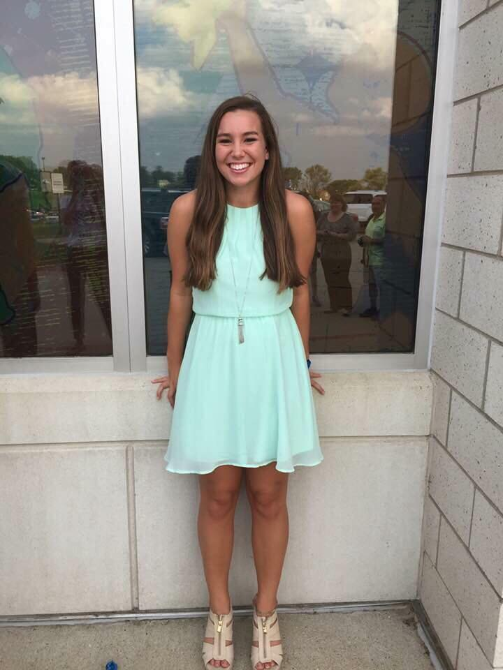 Officials are searching for Mollie Tibbetts, 20. Tibbetts was last seen in Brooklyn on July 18, 2018.