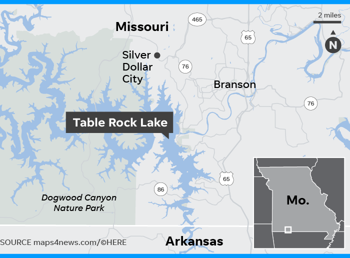 Duck boat accident: What happened on Table Rock Lake in Branson
