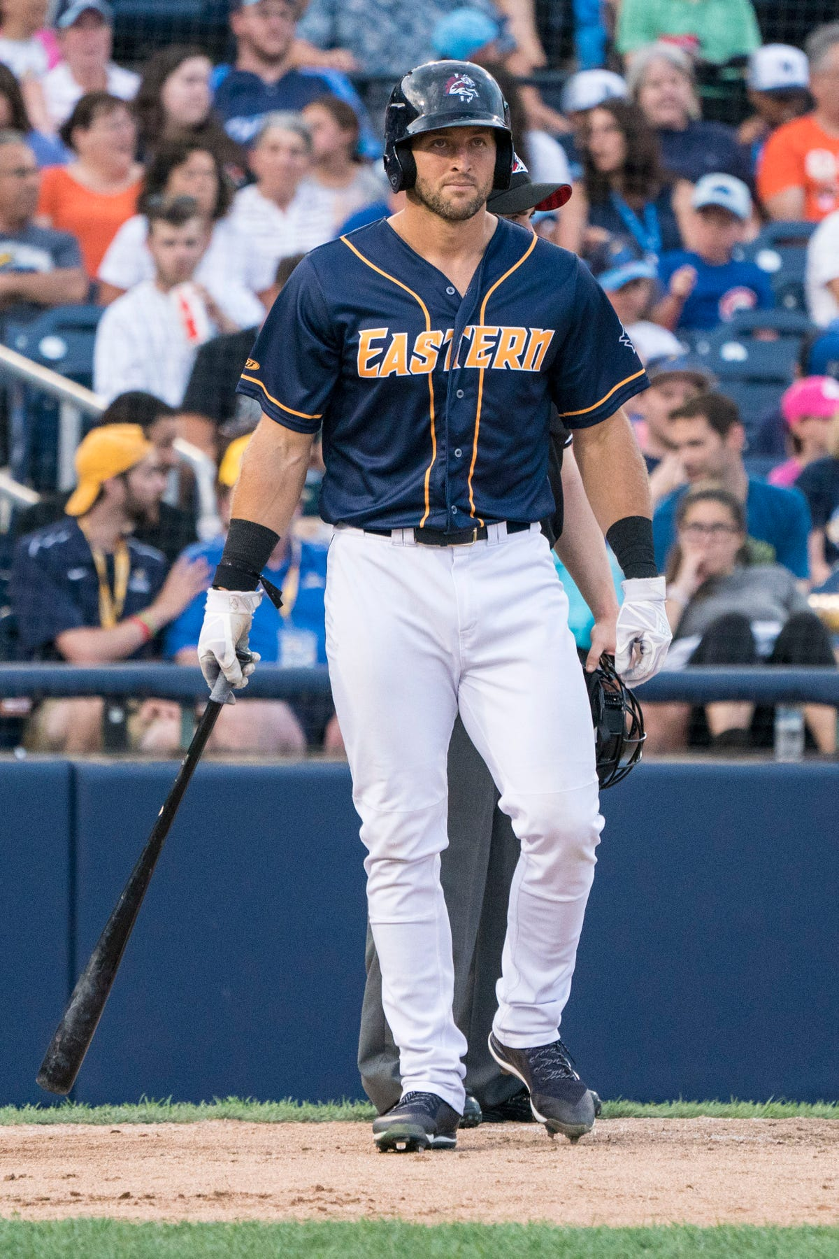 premium selection bf09f fb6e5 NY Mets minor leaguer Tim Tebow heads to DL with hand injury