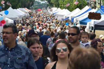 Old Market Day kicks off weekend of ChambersFest activities