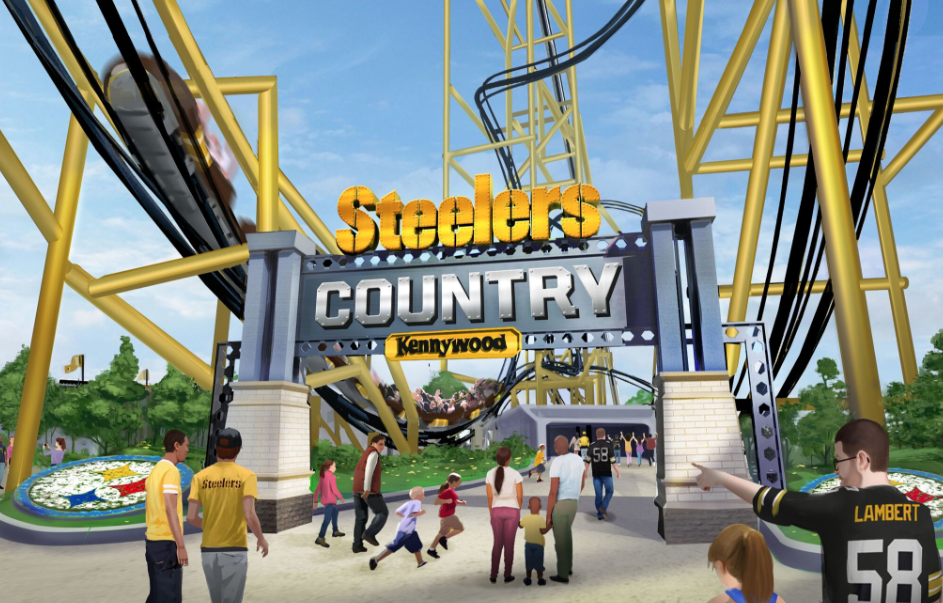 Go 75 Mph While 197 Feet In The Air On New Steel Curtain