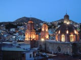 See summer scenes in Guanajuato, Mexico
