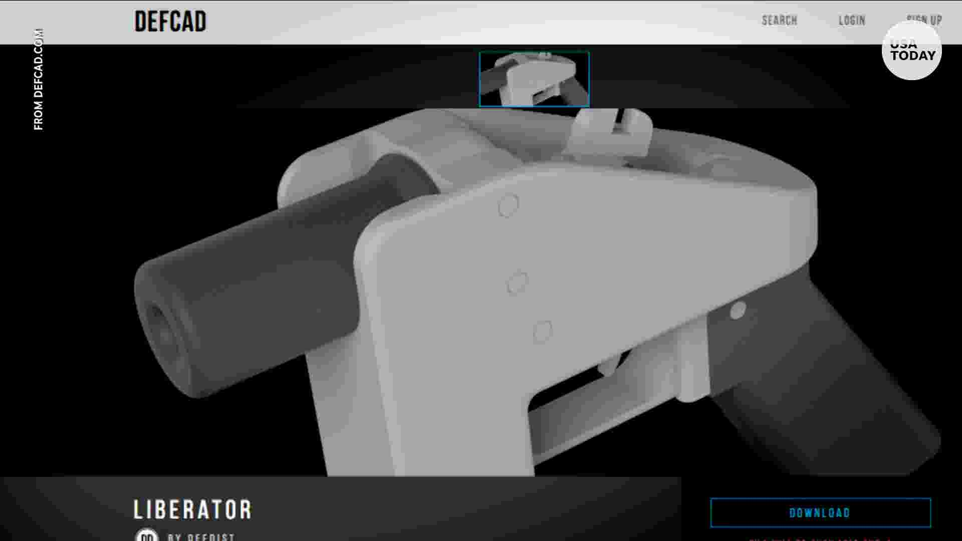 3d printing guns the downloadable gun becomes available august 1 make an ar 15 at home 3d printed downloadable guns available aug 1 malvernweather Image collections