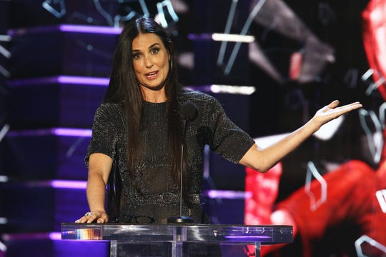 Demi Moore turns her life 'Inside Out' in 'deeply candid' memoir, due Sept. 24