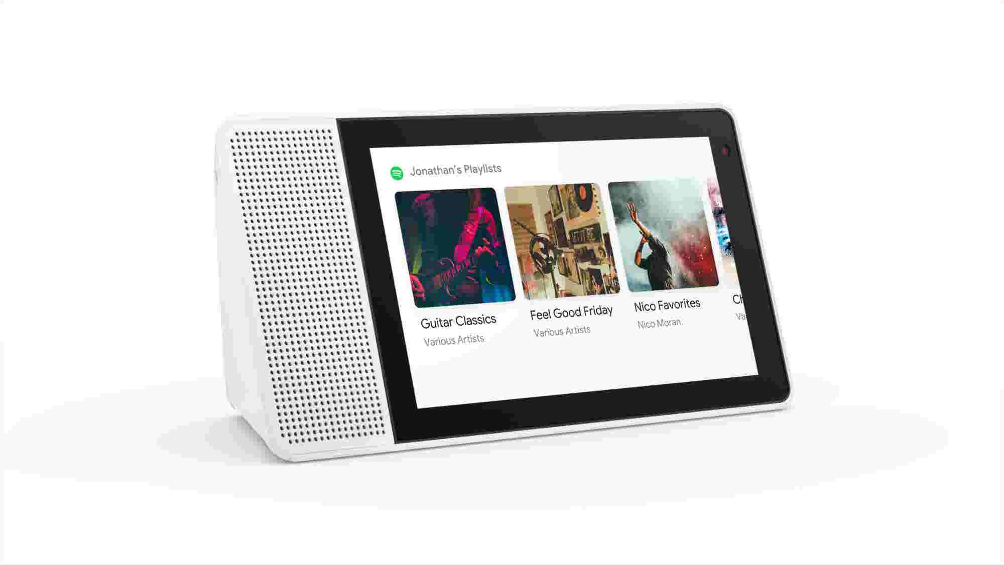 Lenovo's new Smart Display is here to take on Amazon's Echo Show