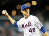 USA TODAY Sports' Bob Nightengale discusses the Mets' nightmare season, which includes a wasted Cy Young-caliber performance by Jacob deGrom, a season-ending injury for Yoenis Céspedes and Noah Syndergaard's bizarre disabled list stint.