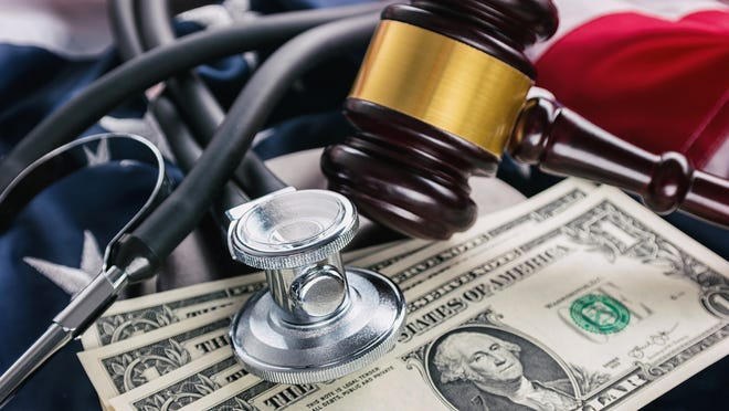 National Democrats have tucked into the COVID-19 relief bill a section aimed at enticing states thathaven't expanded Medicaid to do so. Under the proposal, Kansas would get a temporary increase in federal match fundingof five percentage points for two years for current enrollees.