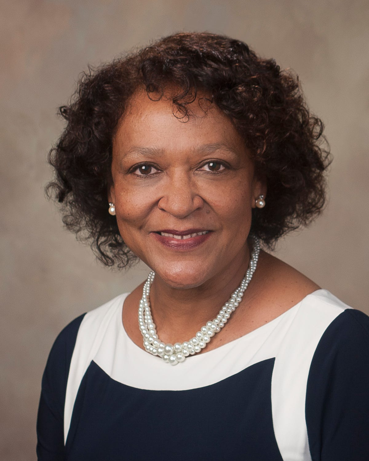 """Jeanne Middleton Hairston was one of the student authors of """"Mississippi: Conflict and Change."""" She now serves on the Jackson Public Schools Board of Trustees."""