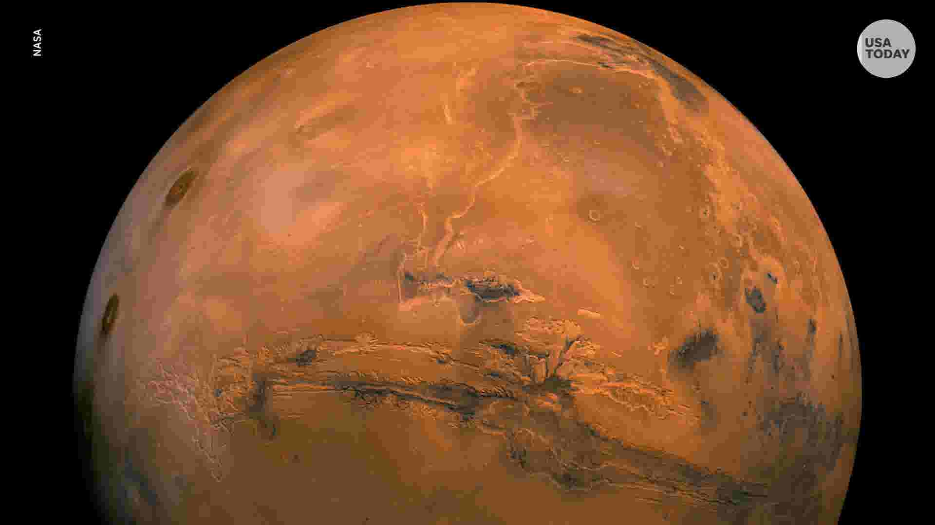 mars opposition red planet makes closest approach to earth in 15 years