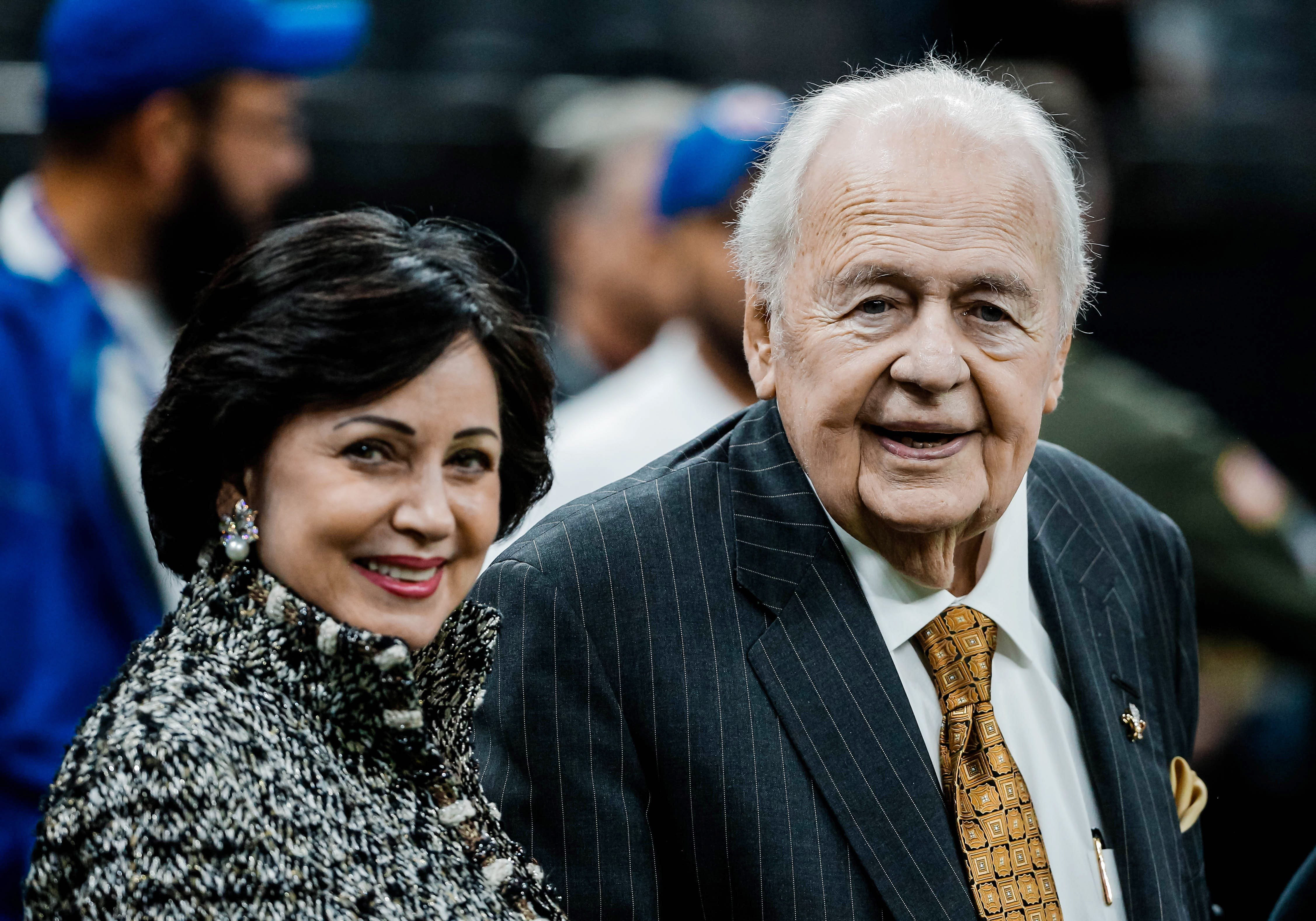 Saints must pay $384K to fired assistant of late owner Tom Benson
