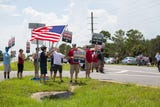 Kevin Smith, president of the Transport Workers Union Local 525, on why Kennedy Space Center firefighters picketed on Friday, July 27, 2018.