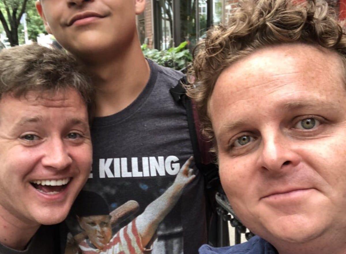 Daugherty: 'Sandlot' and Smalls are still killing me, 25