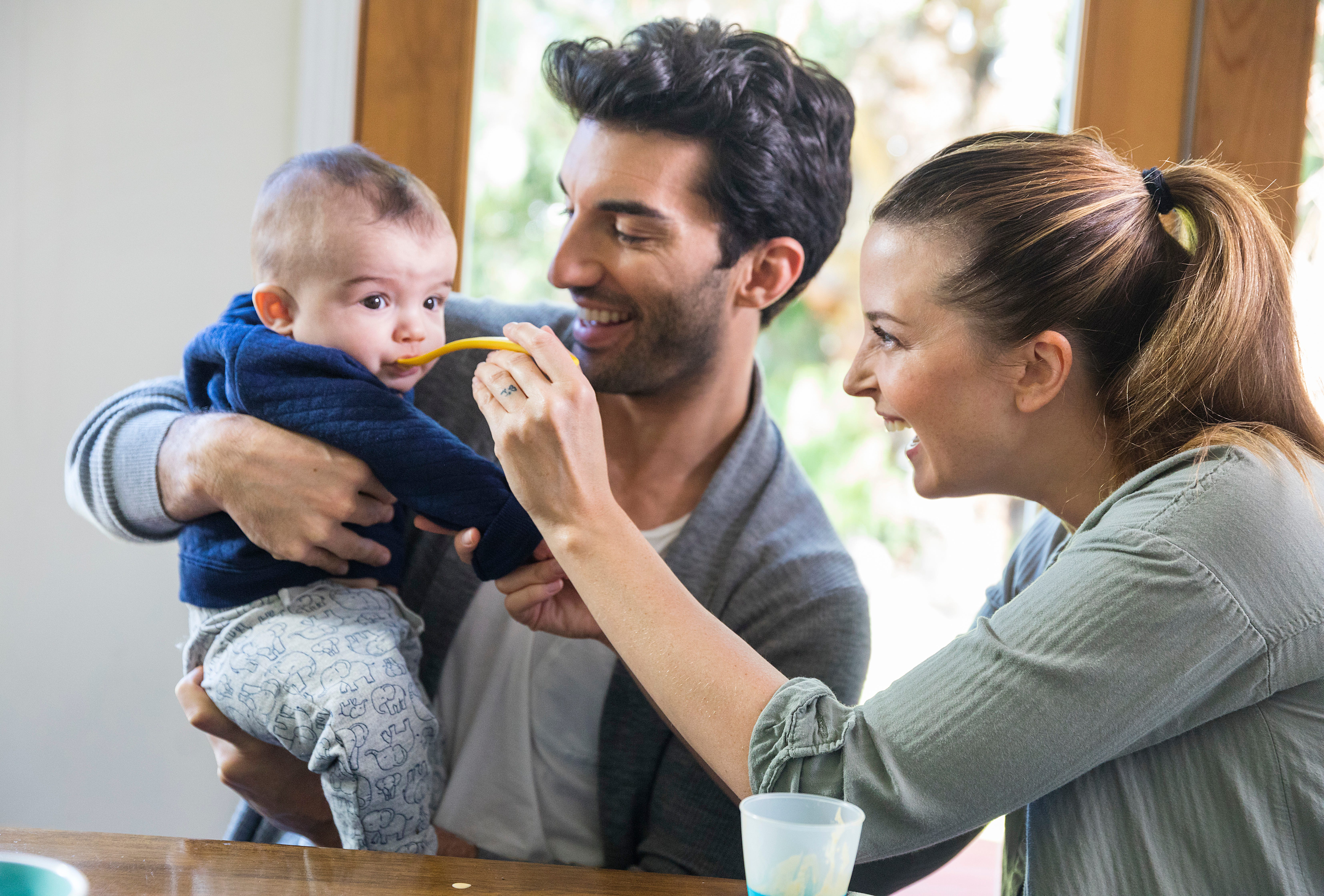 Q&A: 'Jane the Virgin' star Justin Baldoni on being a busy parent and raising feminist kids