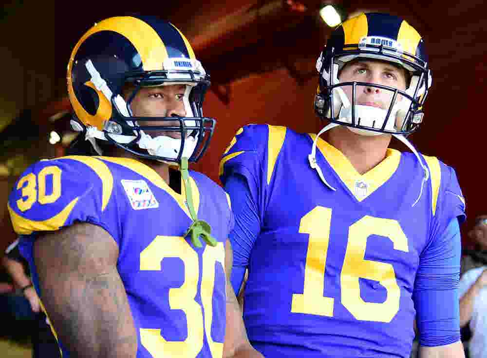 cda526e22 Los Angeles Rams newcomer Ndamukong Suh can relate to Aaron Donald s holdout