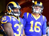 SportsPulse: The Rams have all the pieces and Super Bowl aspirations. NFL Insider Jarrett Bell sees if the Hollywood hype is legit.