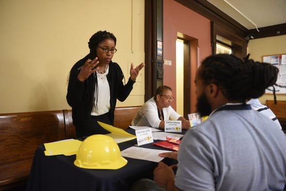 NJ Reentry Corporation bring NJBuild a pre-apprenticeship training program to Paterson.