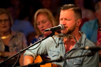 The general manager to the Bluebird Cafe gives an inside look