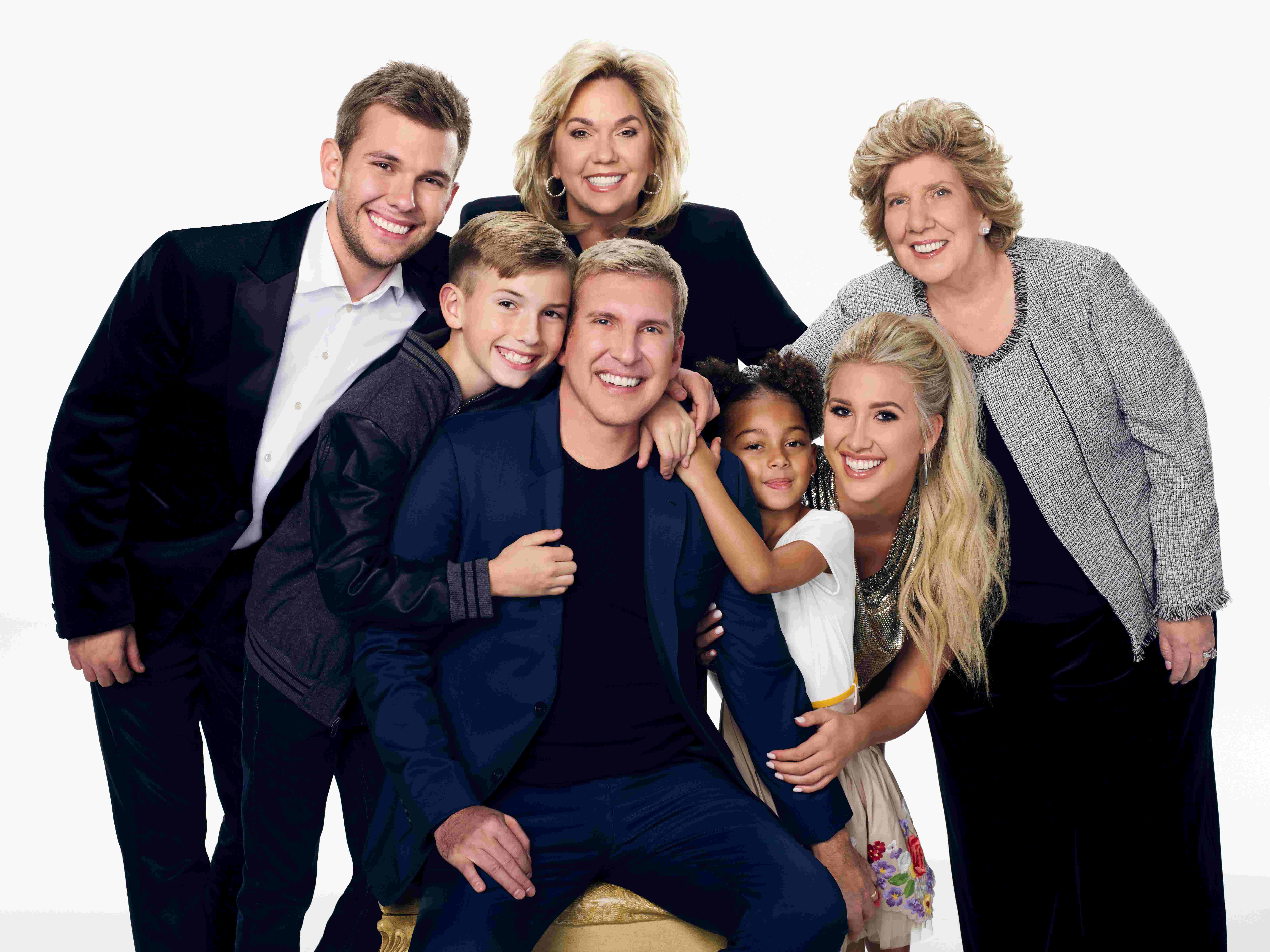 Todd and Julie Chrisley from 'Chrisley Knows Best' talk about granddaughter  Chloe