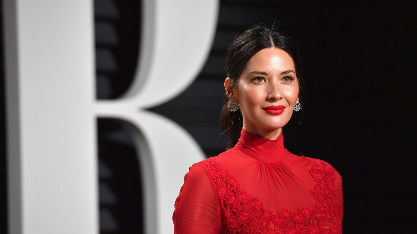 Olivia Munn slams college bribery scandal parents: It 'wasn't for love, it was for fancy diplomas'