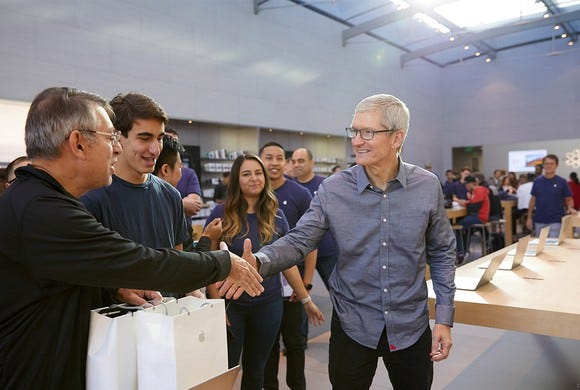 Apple at $1 trillion: Putting Apple's milestone into context