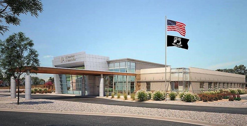 El Paso VA Health Care System breaks ground for new mental health clinic | El Paso Times