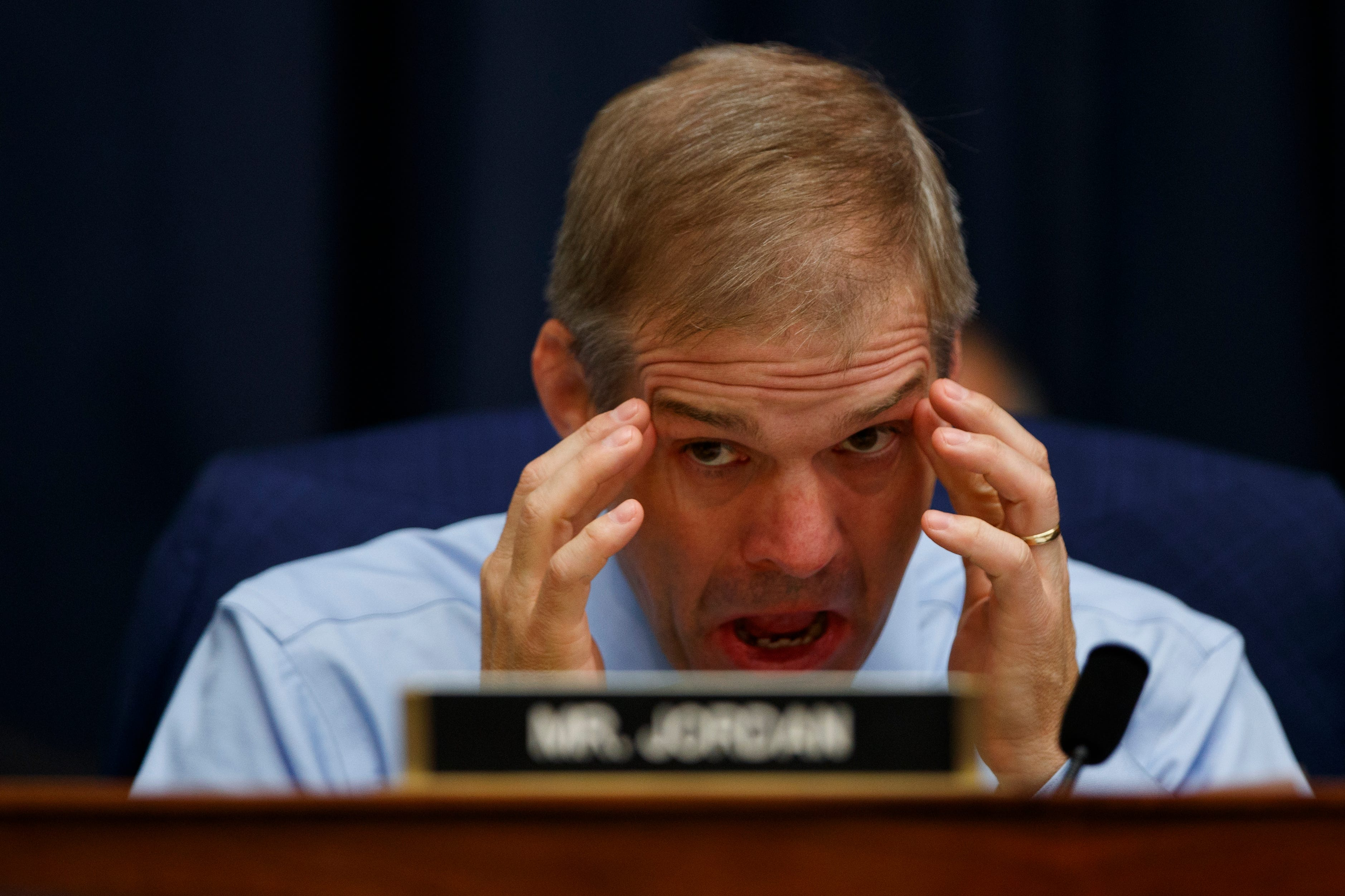 Retired Ohio State coach asked former wrestlers to support Rep. Jim Jordan