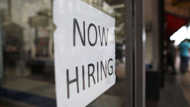 Economists expected another month of solid hiring in September.
