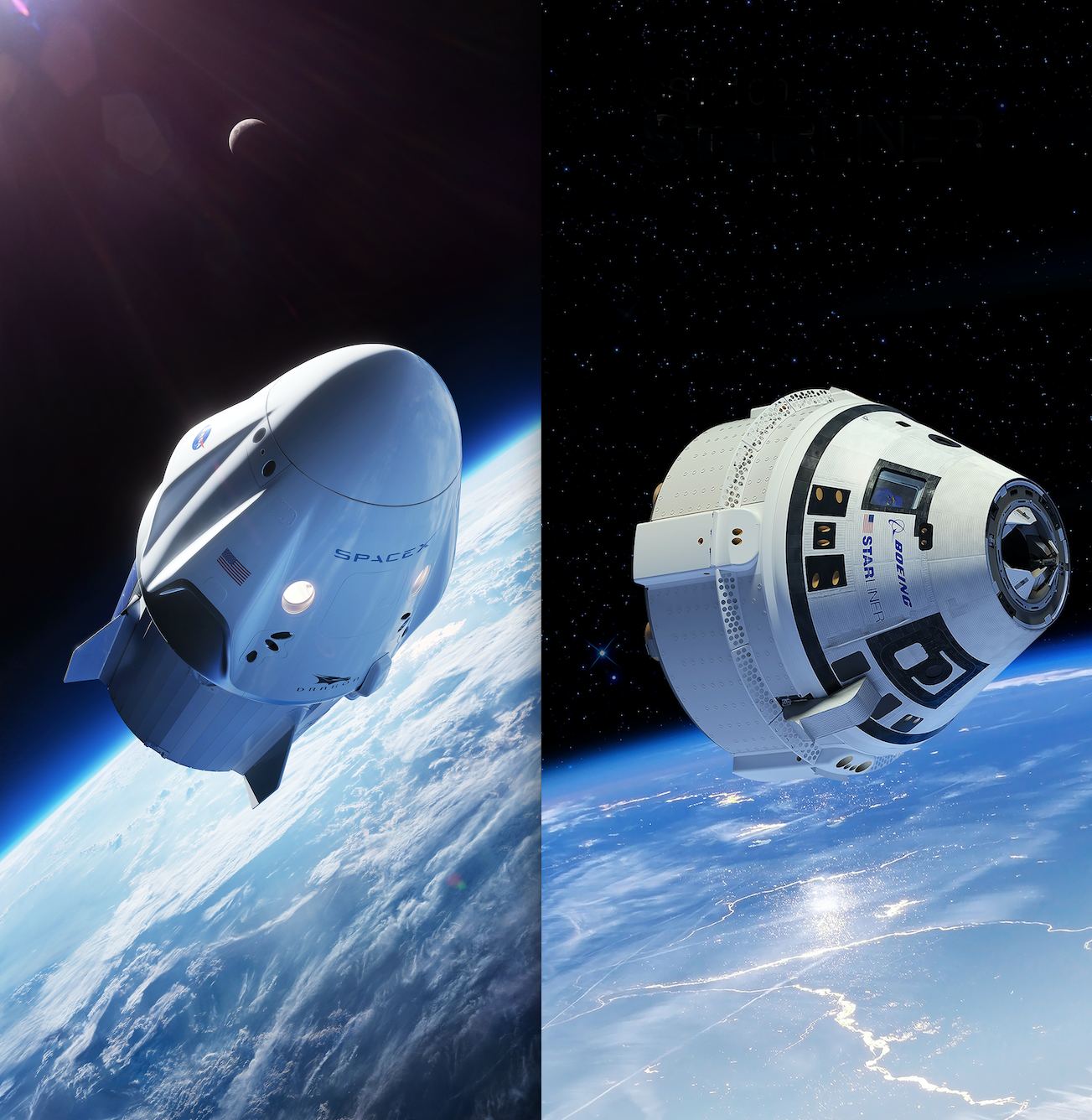 NASA report blasts management of Boeing, SpaceX transport to International Space Station