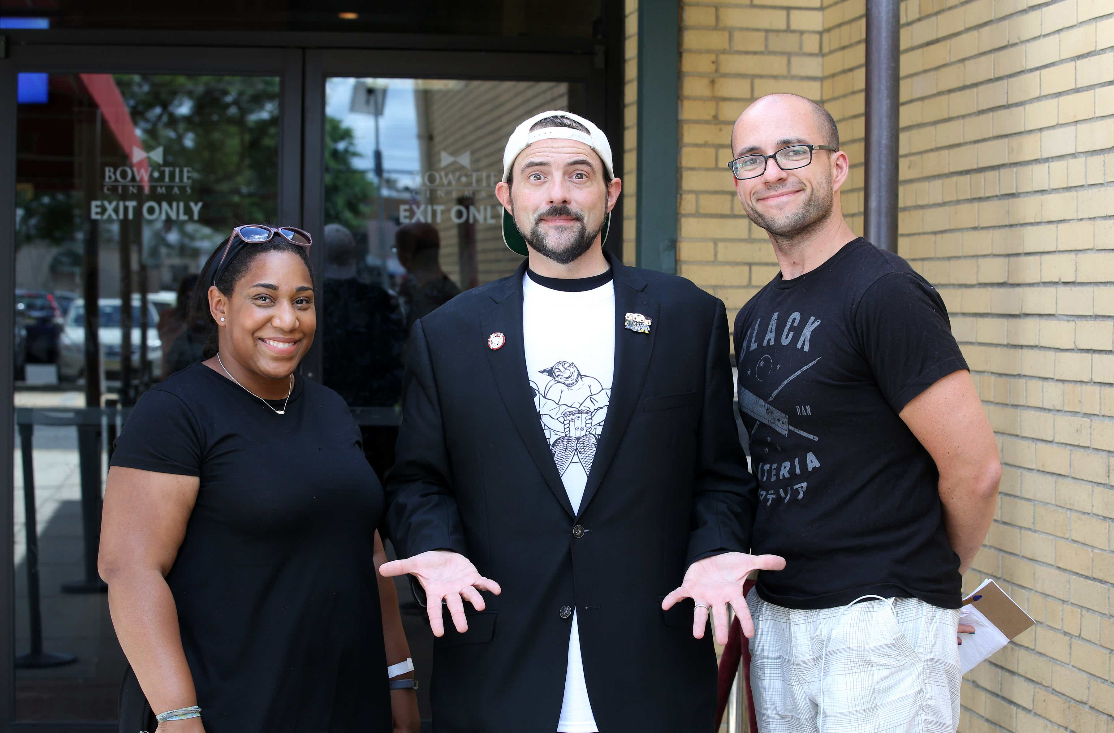 WATCH: Kevin Smith: Vulgarthon film and podcast festival takes over Red Bank