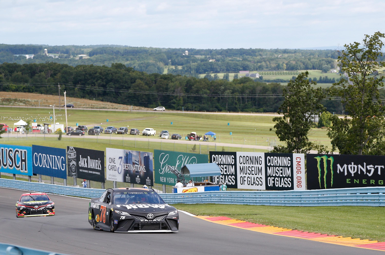 Watkins Glen holds winning history for season's dominant NASCAR Cup drivers