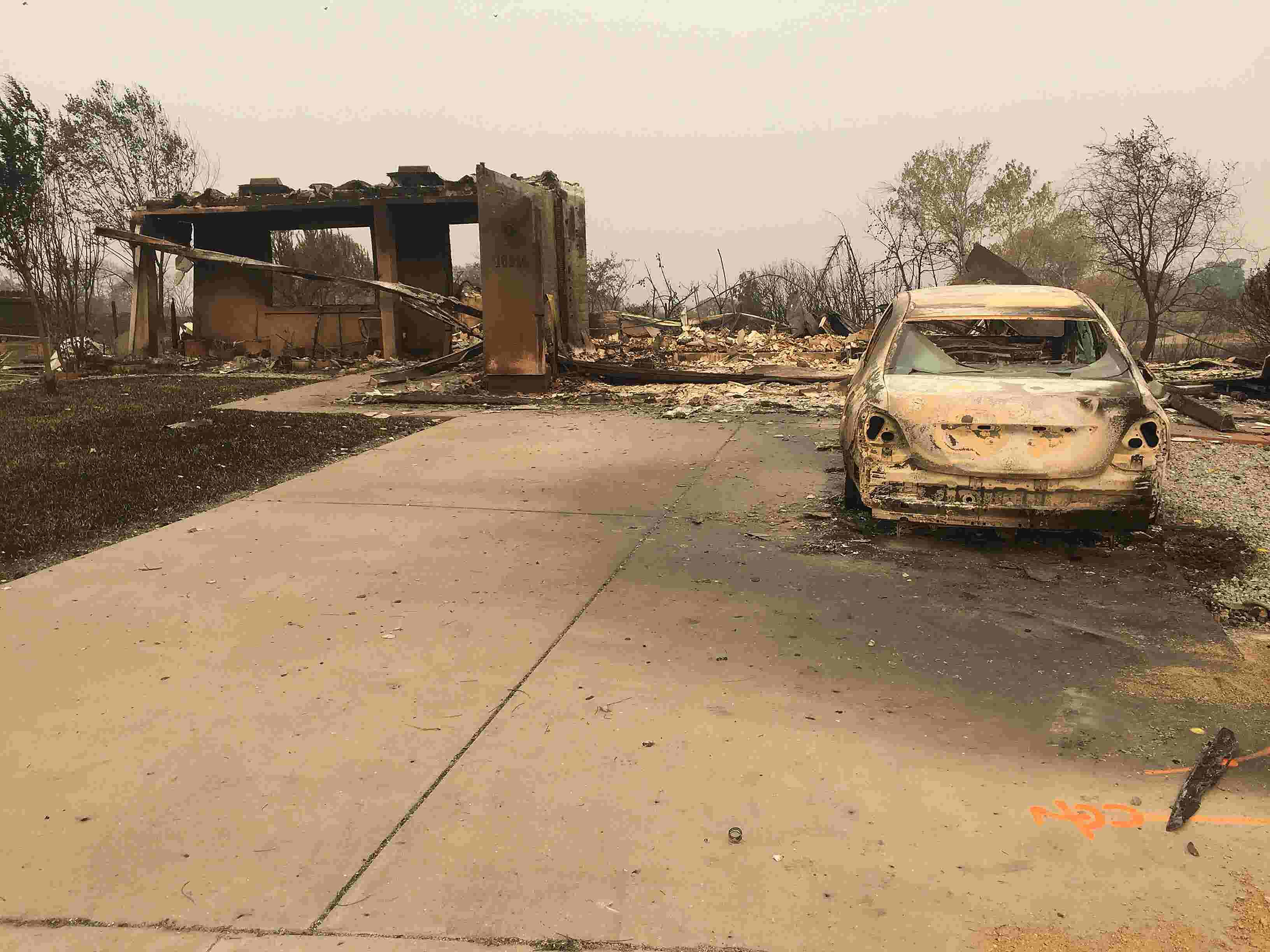 California Mendocino fire 2nd-largest in state history