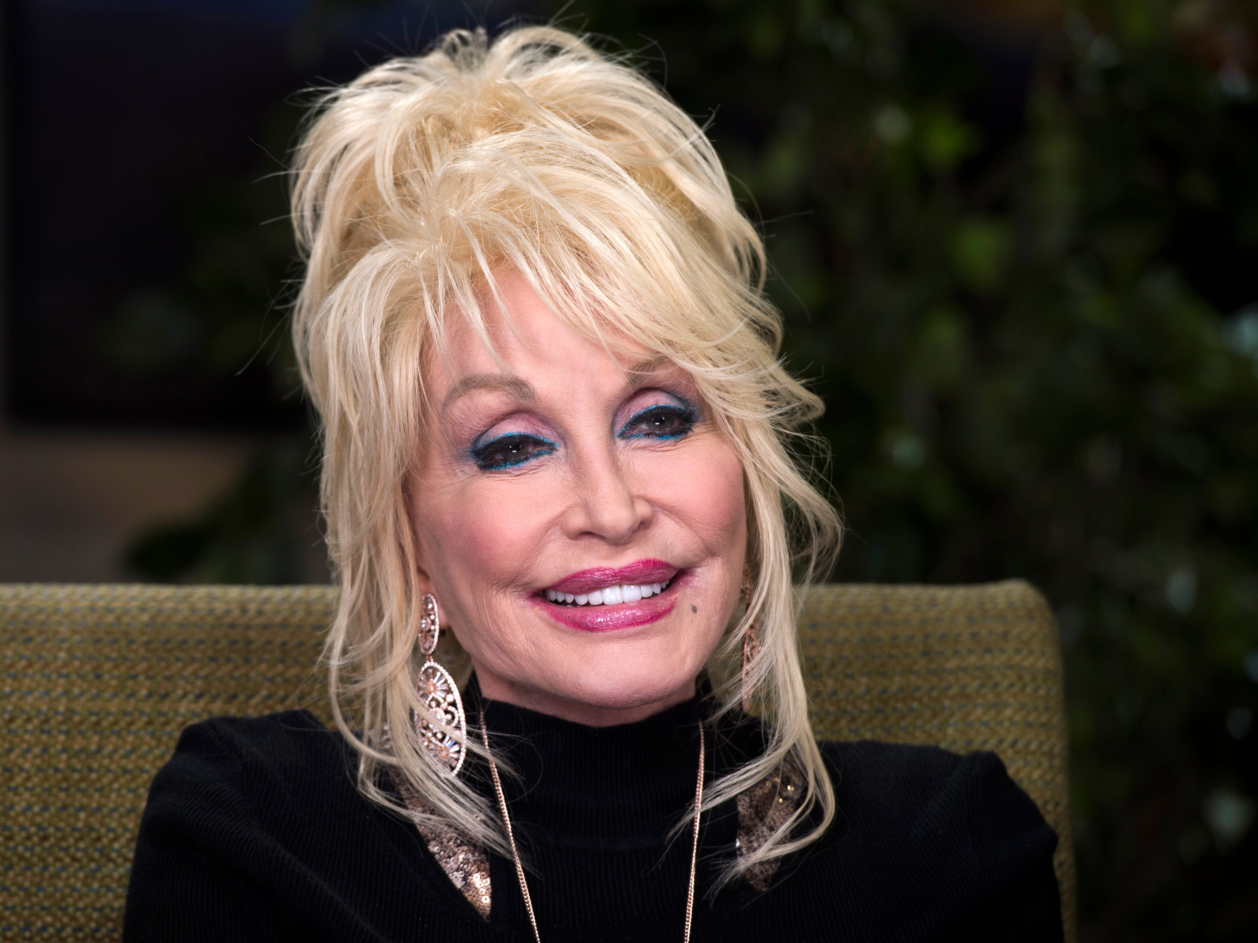 Dolly Parton nude photos 2019